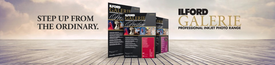 Ilford Galerie - Professional Inkjet Photo Range