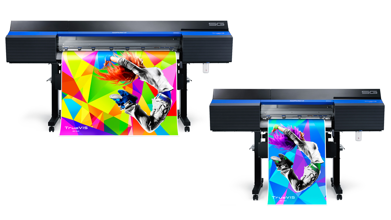 Roland DG Expands TrueVIS Line with Launch of SG-540/300 Printer/Cutters Delivering Exceptional Image Quality and Value