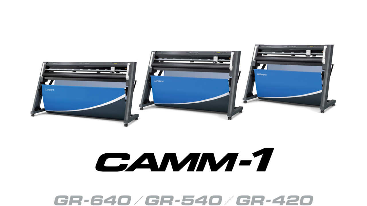 Roland DG Announces New Generation of CAMM-1 Professional Vinyl Cutters Delivering Best-In-Class Features and Productivity
