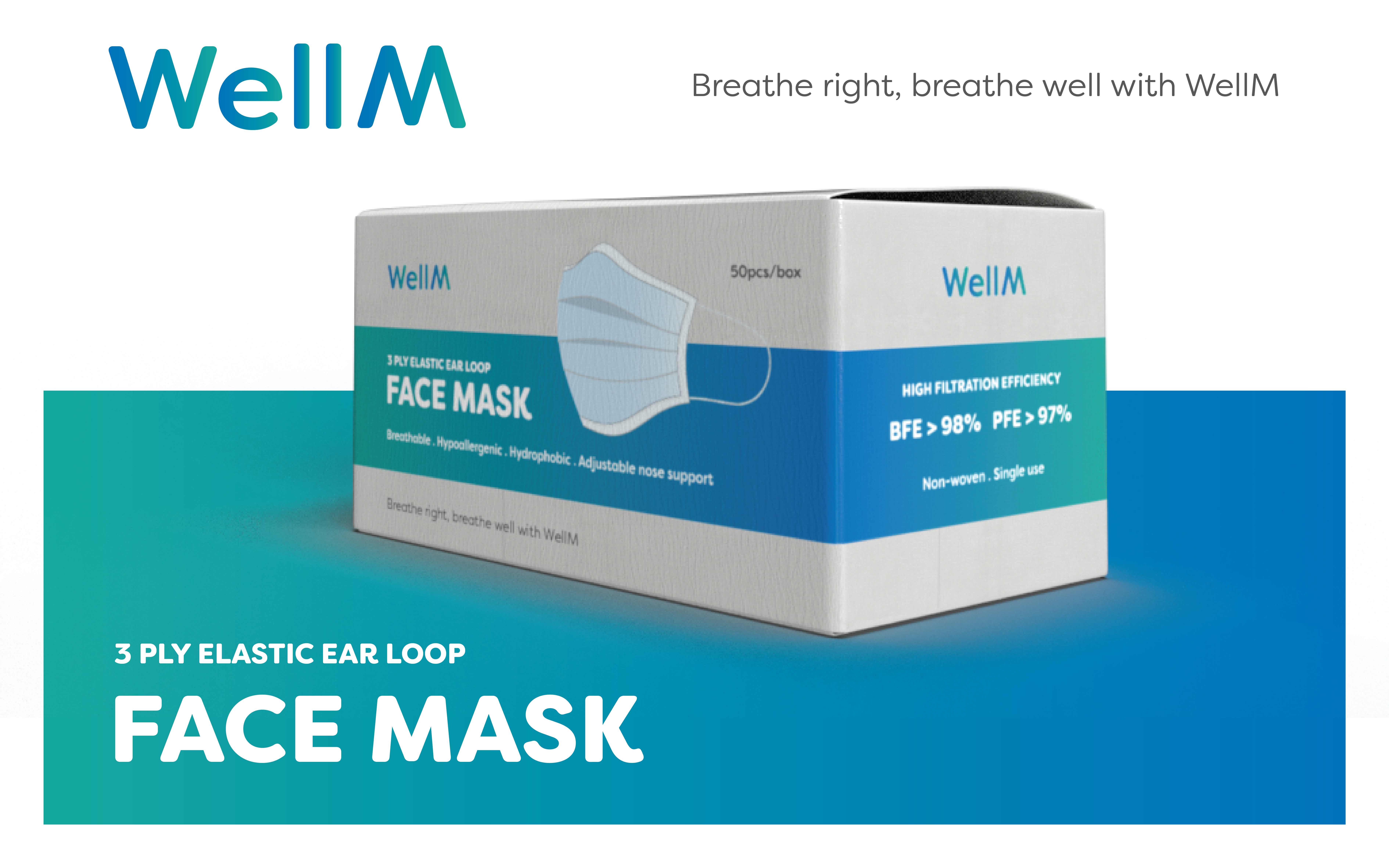 WellM Face Mask